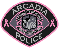 Get your Arcadia POA Pink Patch Today!