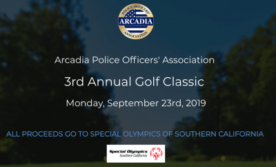 3rd Annual Golf Classic is BACK! Sept. 23rd - Online registration now OPEN